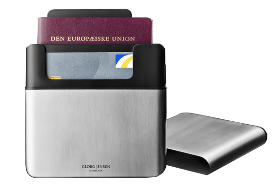 Georg Jensen Voyage Passport Holder