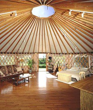 mongolian yurt 16 X 16 the