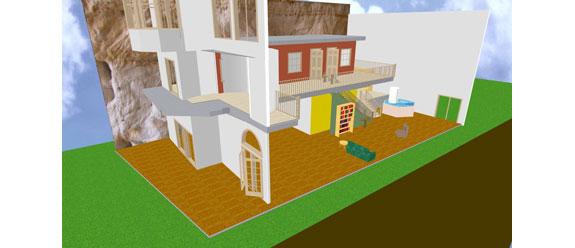Cave House Plans
