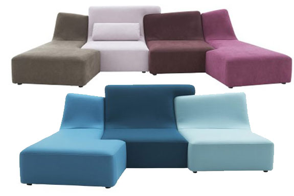 The Sofa of Confluence