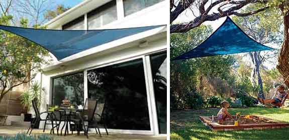 Coolaroo Sail Shade