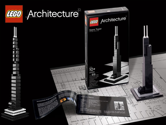 Cool Design: LEGO Architecture