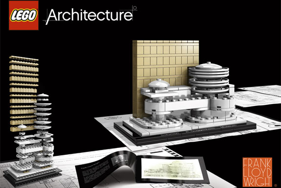 Become a LEGO Architect