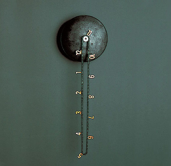 Cool Design: Catenna Wall Clock