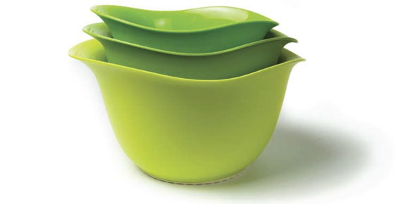 Spot Cool Design: Architec Prep & Mixing Bowls