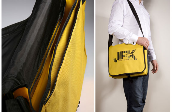 Design Blog: Airwear Airport Code Bag
