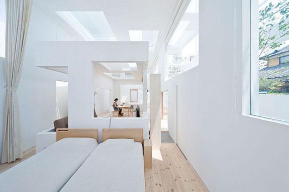 Oita House by Sou Fujimoto