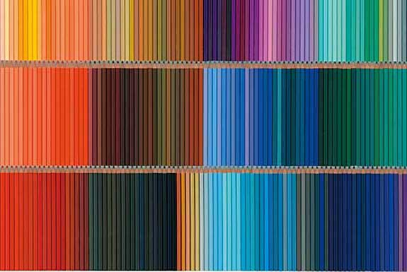 The 500 Colored Pencils of Felissimo