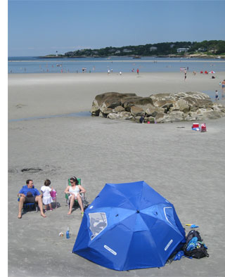 SKLZ Sport-Brella Beach &amp; Shade Umbrella