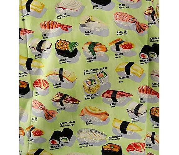 Non-Edible Sushi Products: Sushi Pajamas