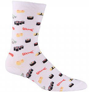 Non-Edible Sushi Products: Socks