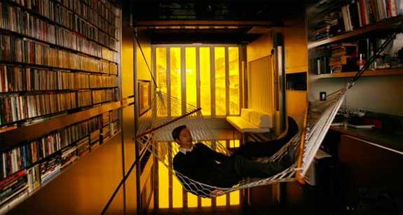 Gary Chang: Cool Small Apartment, Interior Design