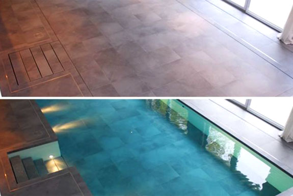 Cool Interior Design: Hydrofloor Hidden Swimming Pools | Spot Cool ...