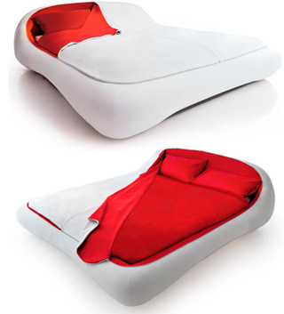 Cool Bed Design: Zip Bed