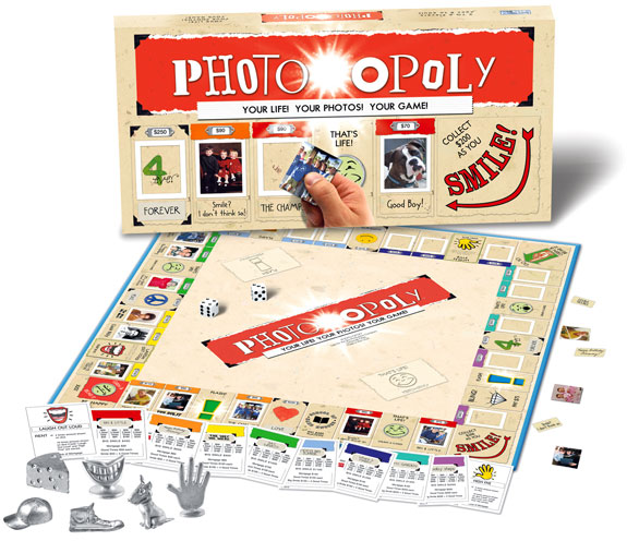 Cool Gifts for Photographers: Photo-opoly