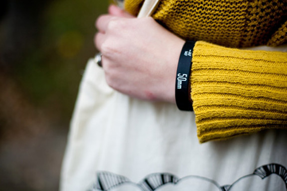 Cool Gifts for Photographers: Lens Bracelet