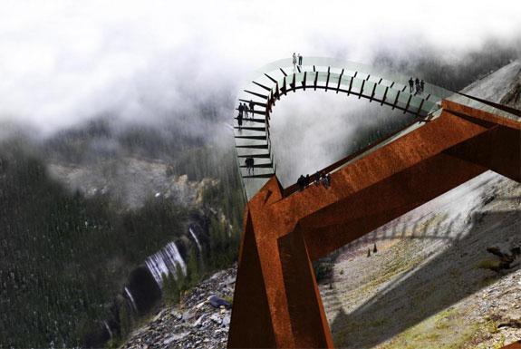 The Glacier Discovery Walk