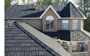 Cool Home Design: Unusual Roofing Material - Aluminum Cans