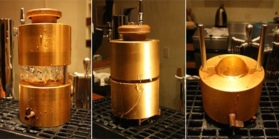 Cool Kitchen Gadget: Ice Molding Machine