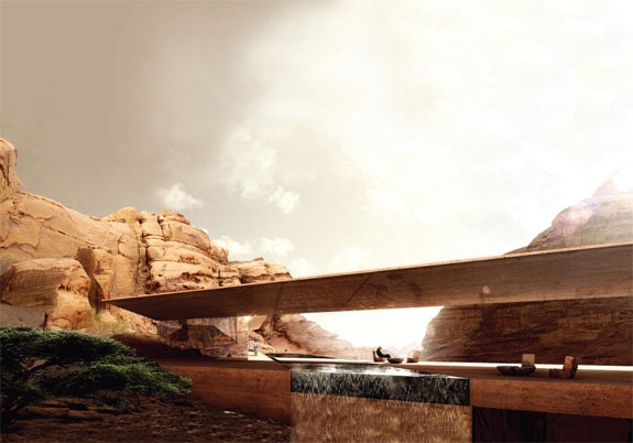 Cool Architecture: Wadi Rum Eco-Resort Concept