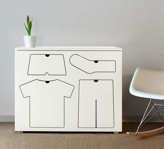 Cool Drawer Sets for Kids: Training Dresser