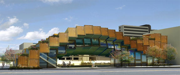 Cool, Creative Architecture: The Building of 65 Shipping Containers