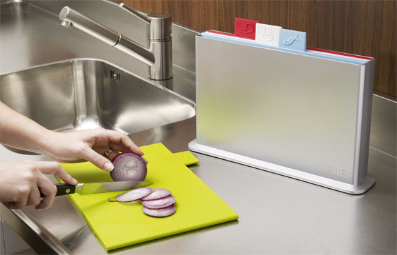 Joseph Joseph Index Color Coded Chopping Boards