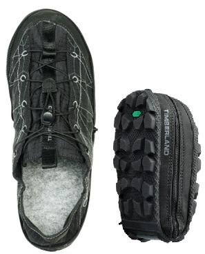 Timberland Radler Camp: Fold, Zip Closed Shoes