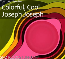 Colorful, Cool, Creative Josesph Joseph Kitchen Gear