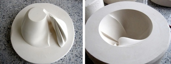 Cool Design: Hidden Animal Bowls