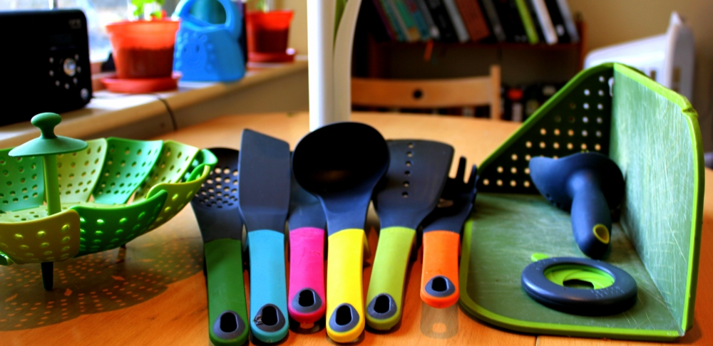 Joseph Creative Colorful Kitchen Gear Review Spot Cool Stuff Design