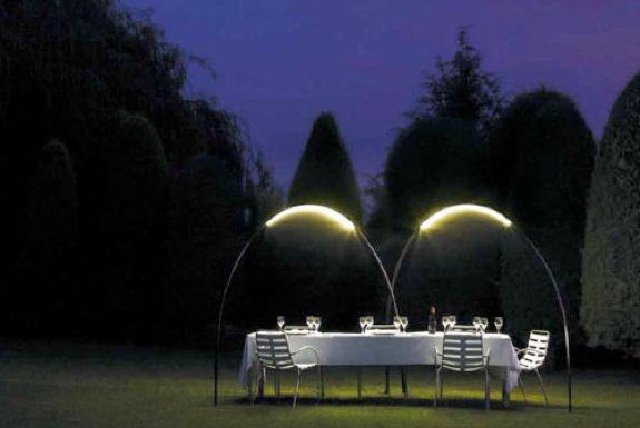 5 Cool Outdoor Lamps & Lights