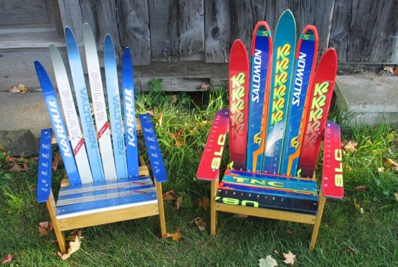 3 Creative Materials for Making Your Own Chairs