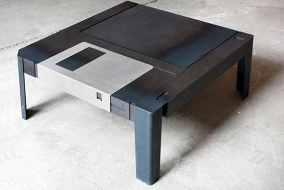 Furniture Inspired by Video Games, Scifi Movies
