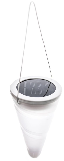 Outdoor Hanging Solar Garden Light by Britta