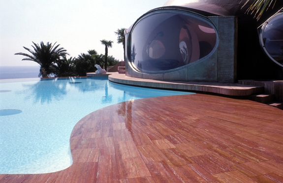 Palais Bulles: Cannes, France Bubble Mansion Architecture