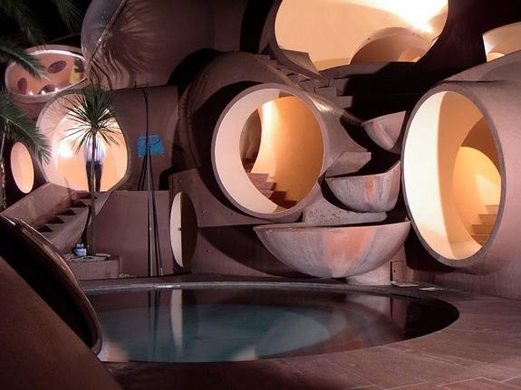 Palais Bulles: Cannes, France Bubble Mansion Architecture