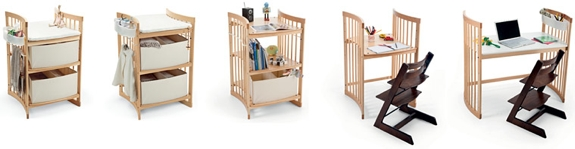 Transforming Kid's Furniture Review: Stokke Care