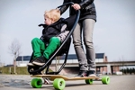 Skateboard Strollers
