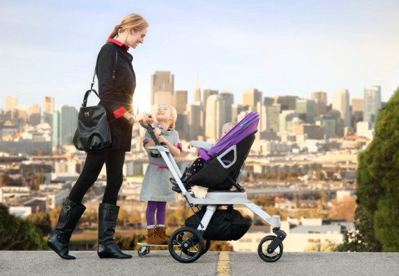 Cool Baby Gear: Review of Skateboard-Stroller Hybrids | Spot Cool ...