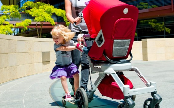 Review of the Orbit Baby G3 Stroller and Sidekick Stroller Board
