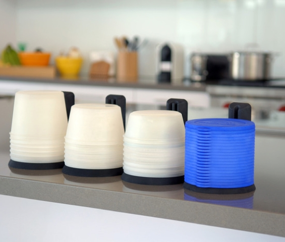 Kitchen Organization Ideas: Stackerware