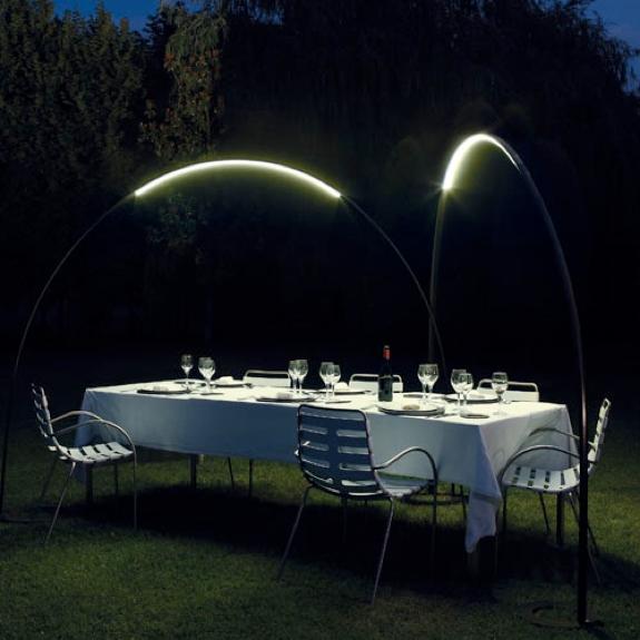 Top Solar Ed Outdoor Floor Lamp Designs Vs05